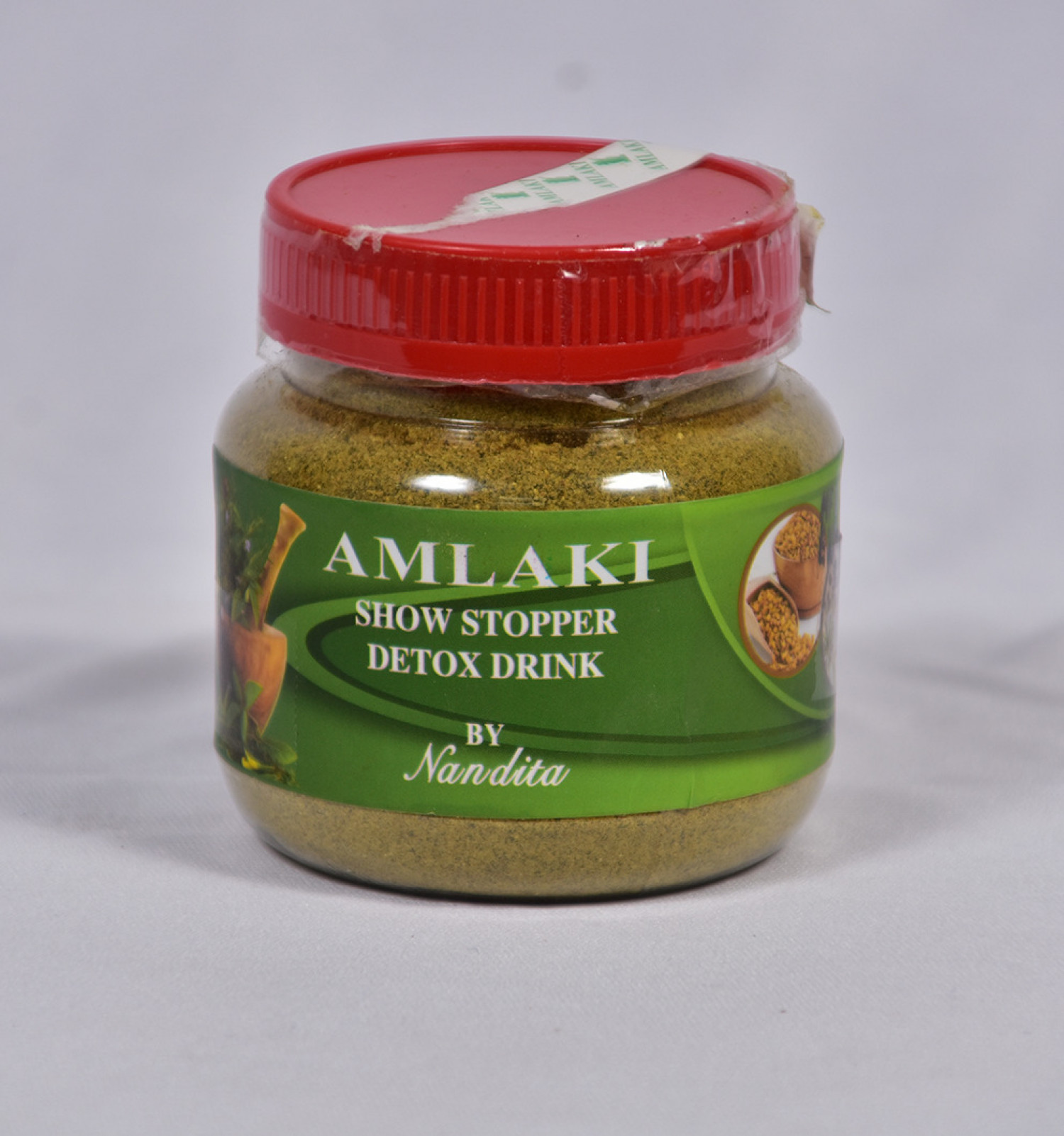 Amlaki Show Stopper Detox Drink For Weight Loss Infographic