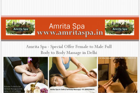 Amrita Spa Infographic