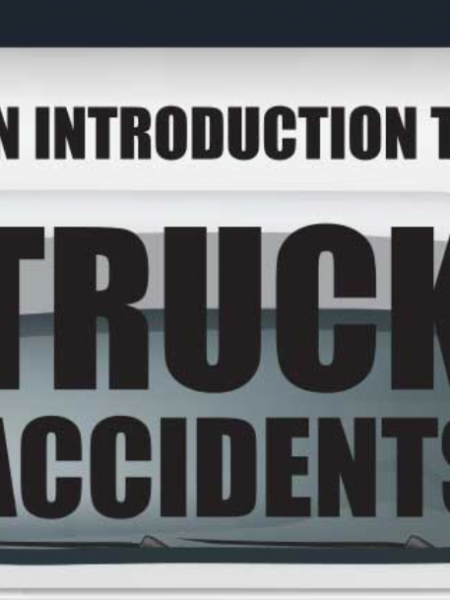 An Introduction To Truck Accidents Infographic