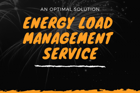 An Optimal Solution - Energy Load Management Service at Sirius Solutions Infographic