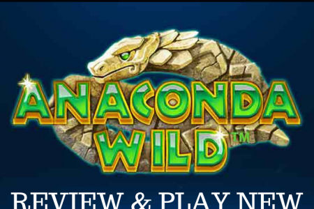 Anaconda Wild Online Slot Review 2018 - AskCasinoBonus Infographic