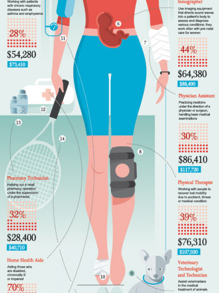 Anatomy of a Growing Industry Infographic