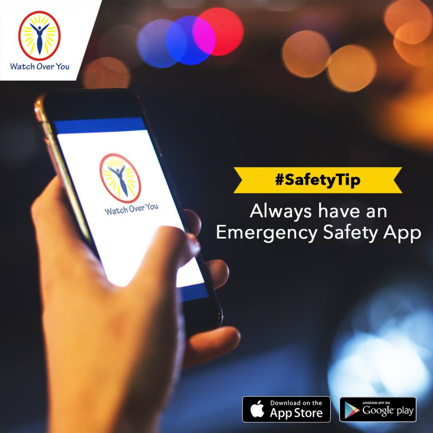 Android App for Women Safety in India Infographic