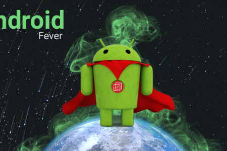 Android Fever | An Infographic Infographic