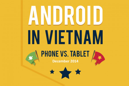 Android in Vietnam -  Android Device Statistics (Dec 2014)  Infographic