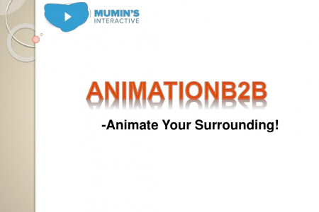 Animate Your Surrounding With Animated Explainer Videos Infographic