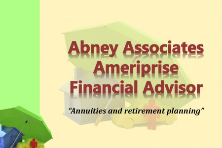 Annuities and Retirement Planning of Abney Associates Ameriprise Financial Advisor Infographic