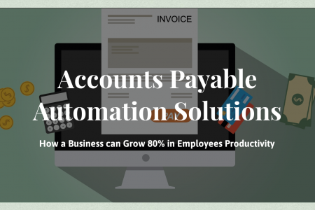 AP Automation Solutions - Accounts Payable Solutions Infographic