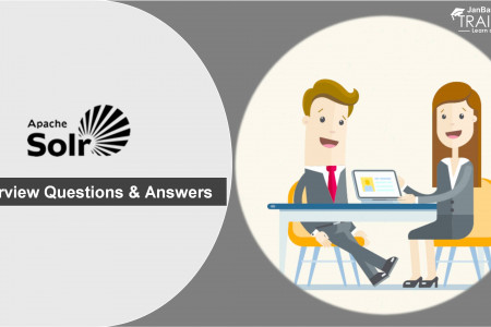 Apache Solr Interview Questions & Answers Infographic