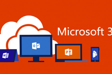 Apple's Mac App Store Welcomes Microsoft Office 365 Infographic