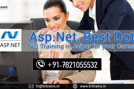 Apply for Dot Net Training in Jaipur Infographic