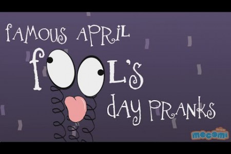 April Fools Pranks Infographic