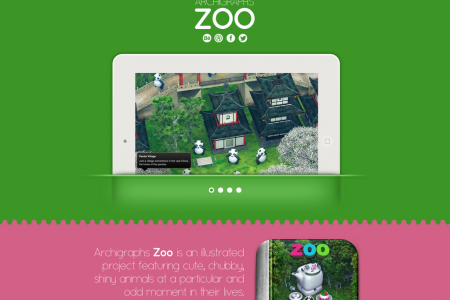 Archigraphs Zoo Infographic