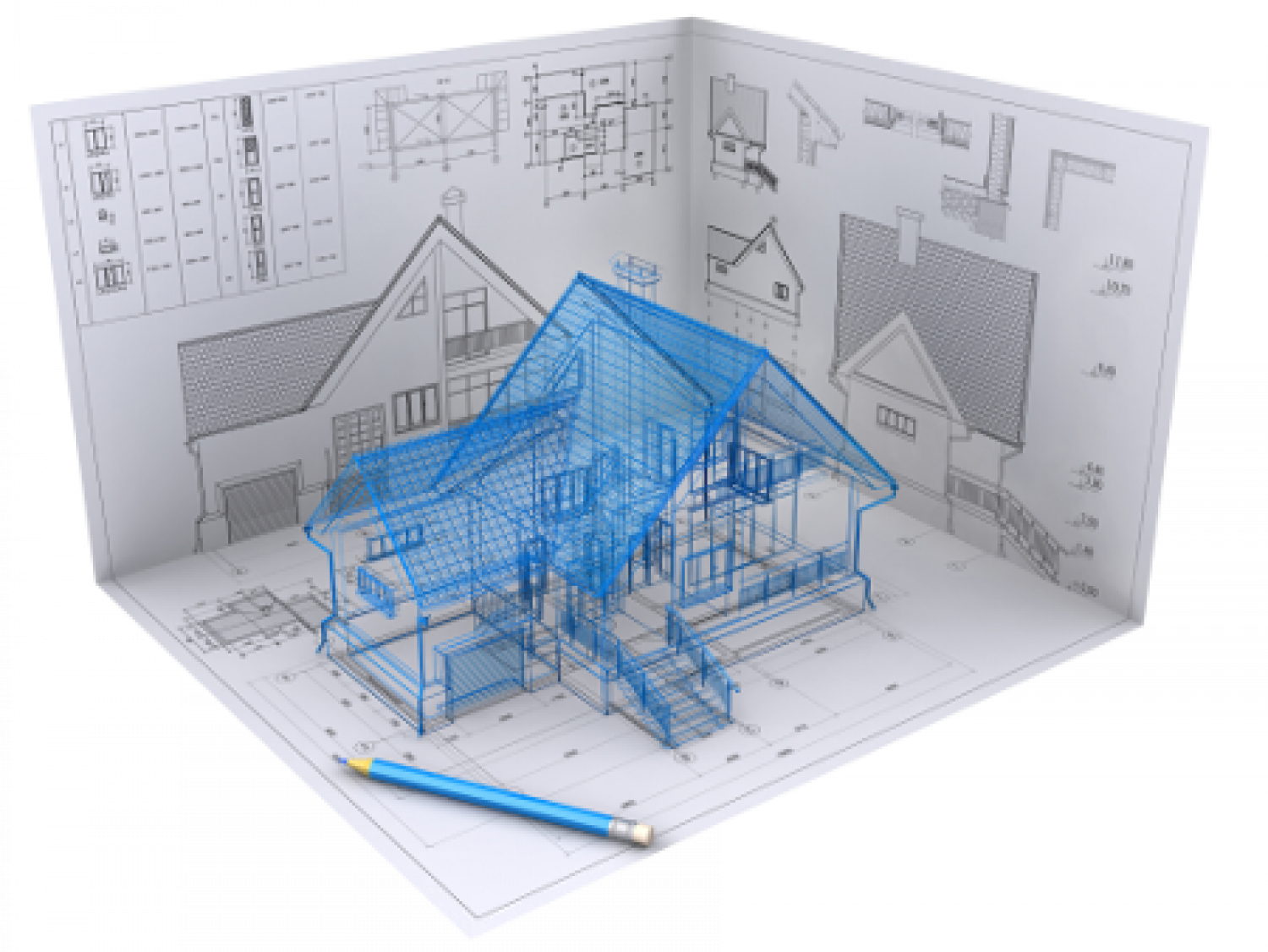 Architectural drafting services for Architectural design services