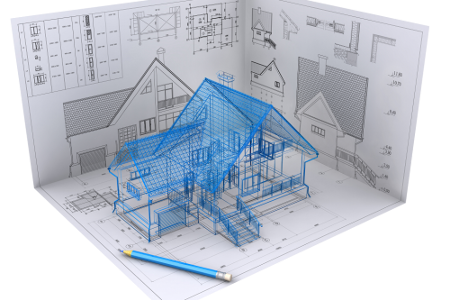 Architectural Drafting Services Infographic