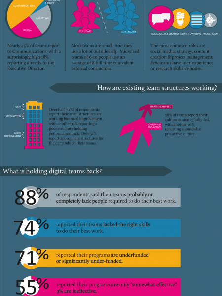 Are Digital Teams Fundamental to Digital Good? Infographic