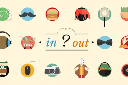 Are You In Or Out? Infographic