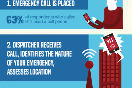 Are You Able To Call 911 In An Emergency? Infographic