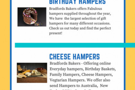 Are you find Best Birthday Gift Hampers online in UK ? Infographic