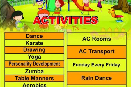 Are You looking for best summer camp for kids In Noida? Infographic