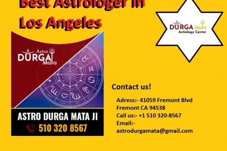 Are You Looking For The Best Astrologer In Los Angeles? Infographic