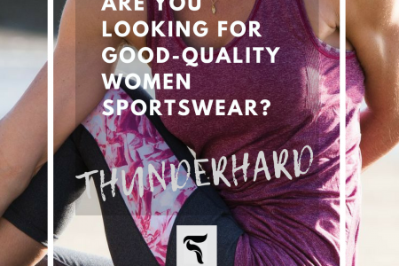 Are You Looking for Women's Sportswear? Go Online! Infographic