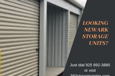 Are you looking Newark storage units?  Infographic