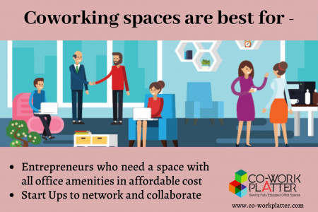 Are You Making Right Choices About Coworking Spaces? Infographic