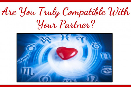Are You Truly Compatible With Your Valentine? Infographic