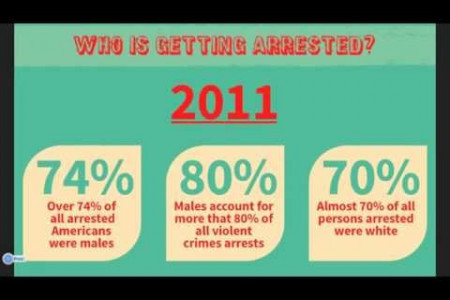 Arrests In America by Instant Checkmate  Infographic