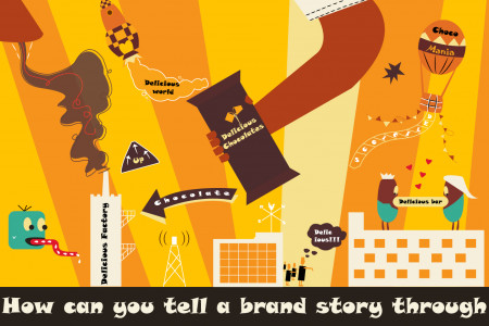 Art and Design will be your best story tellers Infographic