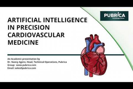 Artificial Intelligence in Precision Cardiovascular Medicine: Pubrica.com  Infographic