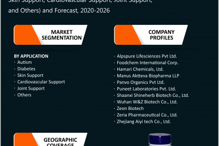 Asia-Pacific L-Carnosine Market Growth, Size, Share and Forecast 2020-2026 Infographic