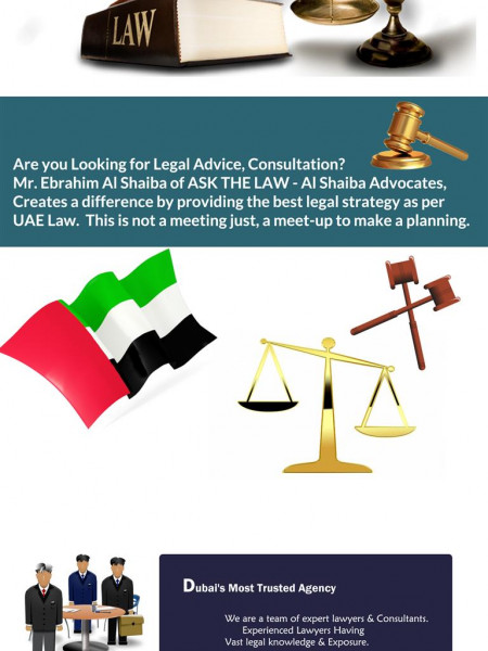 ASK THE LAW Infographic