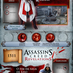 Assassin's Creed | Visual.ly