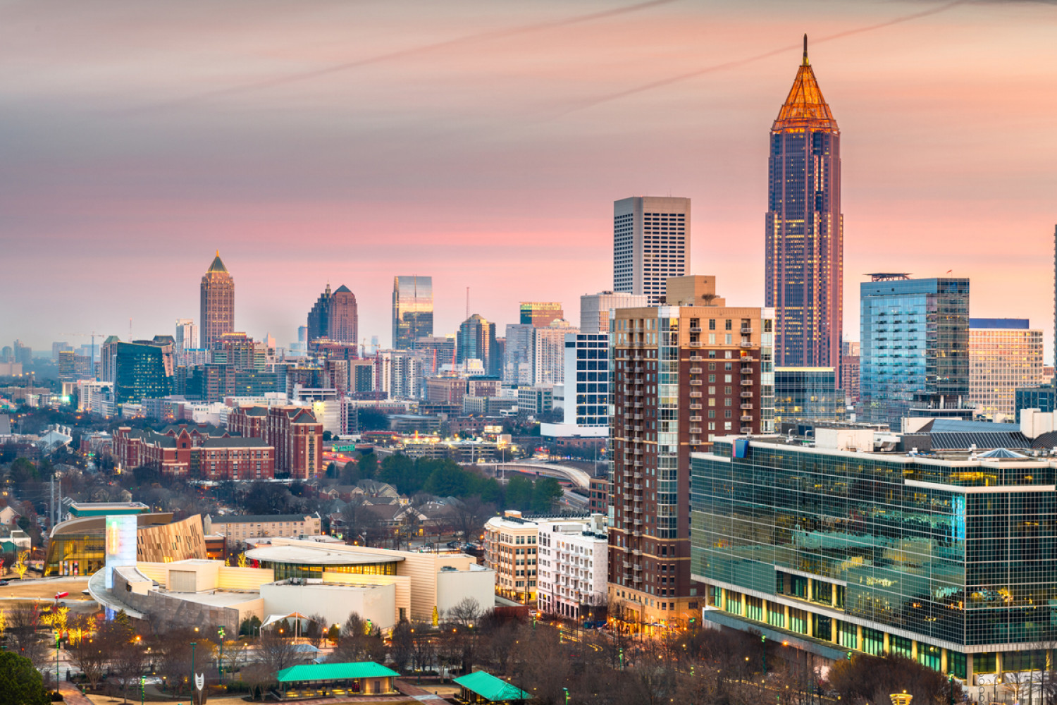ATLANTA: SECRETS OF THE CITY Infographic