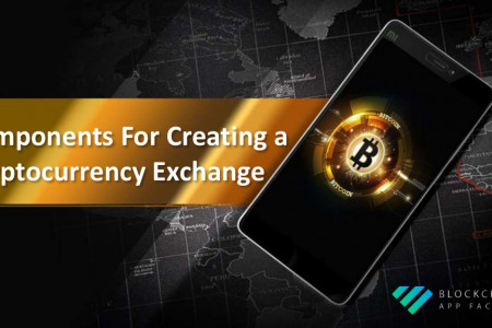 Attain all-in-all cryptocurrency exchange solutions from experts!  Infographic