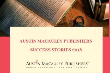 Austin Macauley Publishers Success stories Infographic