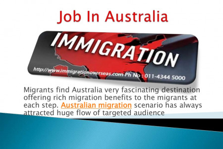 Australian Jobs Services - Immigration Overseas Infographic