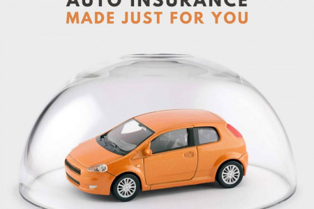 Auto Insurance Downers Grove Infographic