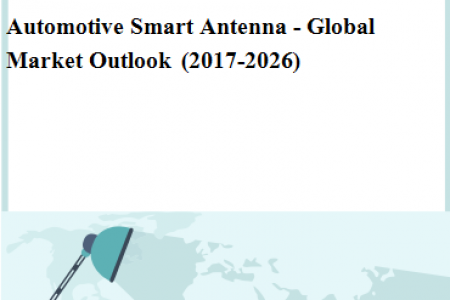 Automotive Smart Antenna - Global Market Outlook Infographic