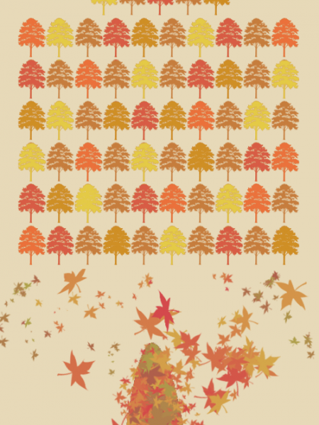 Autumn Is Here Infographic