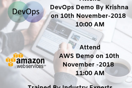 AWS and DevOps DEMO Infographic
