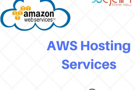 AWS Hosting Service Infographic