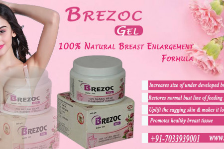 Ayurvedic Breast Massage Gel Infographic