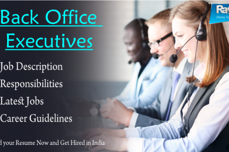 Back office job description Infographic