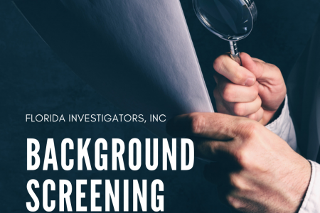 Background Check West Palm Beach Infographic