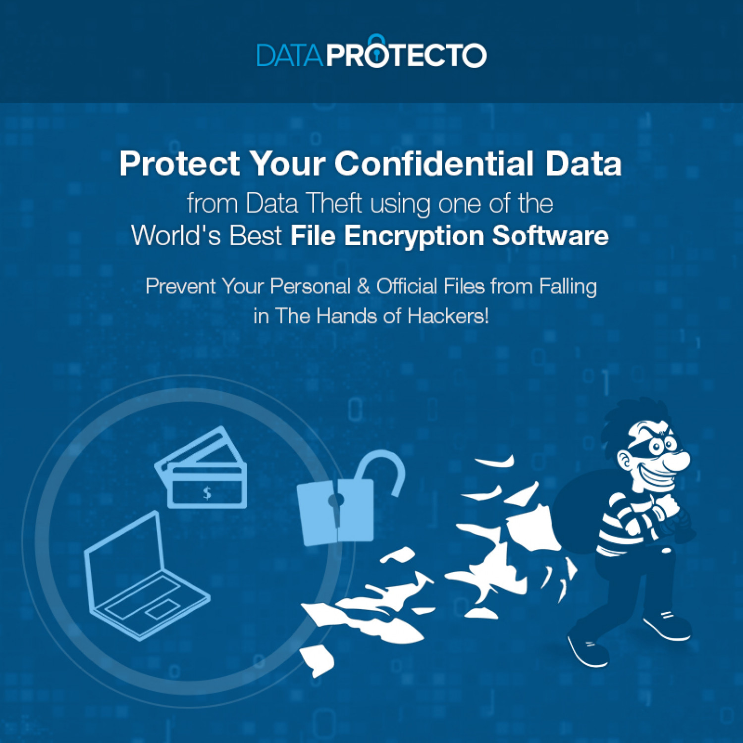 BACKUP YOUR PRECIOUS DATA WITH DATA PROTECTO  Infographic