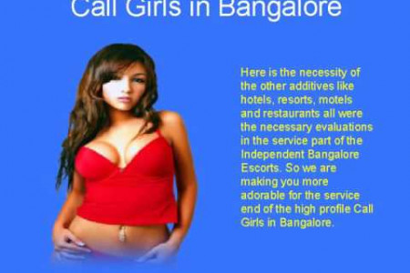 Bangalore Escorts best services Infographic