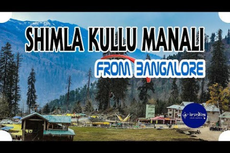 Bangalore to Shimla Kullu Manali Couple Tour Package Infographic